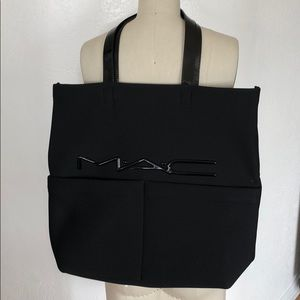 New MAC limited edition makeup tote bag